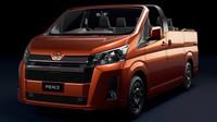 Australské zastoupení Toyoty připravilo speciální model HiAce Convertible a PieAce s vestavnou troubou