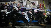 Williams v boxech opět suverénní