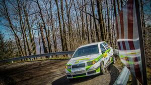 Na Rallysprintu Fulnek – Odry více než sedmdesátka vozů - anotační obrázek