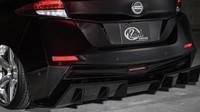 Elektrický Nissan Leaf dostal výraznou úpravu od expertů z Kuhl Racing