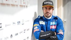 """""""Po Rosbergově odchodu jsem jednal s Wolffem,"""" prozrazuje Alonso. Pro rok 2020 hledá vítězné auto - anotační obrázek"""