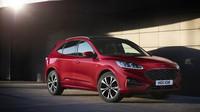 JAK DOPADLO? Nové SUV Ford Kuga na testech bezpečnosti Euro NCAP - anotační obrázek