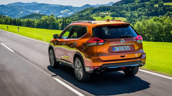 Společnost Nissan představuje zcela přepracovanou řadu hnacích ústrojí pro SUV X-Trail