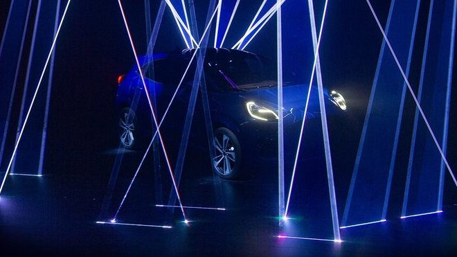 Ford poodhaluje novou generace modelu Puma