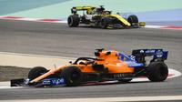Carlos Sainz během testů v Bahrajnu