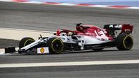 Carlos Sainz v rámci sezónních testů v Bahrajnu