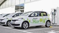 Škoda Auto zprovoznila veřejné rychlodobíjecí stanice u Zákaznického centra v Mladé Boleslavi