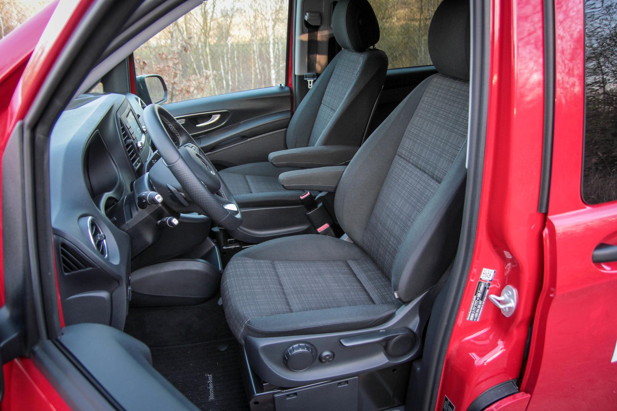 Mercedes-Benz Vito Family