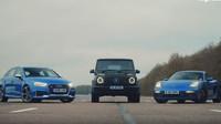 Top Gear uspořádal další neobvyklý závod s překvapivými výsledky