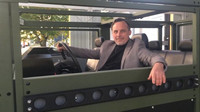 Juri Postnikov - zakladatel Partisan Motors