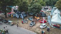 Automobilová slavnost LEGENDY 2019 s hlavním tématem Americké vozy se koná, stejně jako minulý rok, v celém areálu Výstaviště Praha v Holešovicích, nově však v termínu 17.- 19. května 2019.