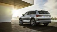 """Kodiaq 4×4 si zajistil první místo v anketě """"Allradautos des Jahres"""" (Automobily 4×4 roku) mezi importovanými vozy v kategorii terénních vozů a SUV do 35 000 eur"""