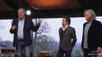 Záběry z posledního dílu 3. série Grand Tour (TV pořad Amazonu)