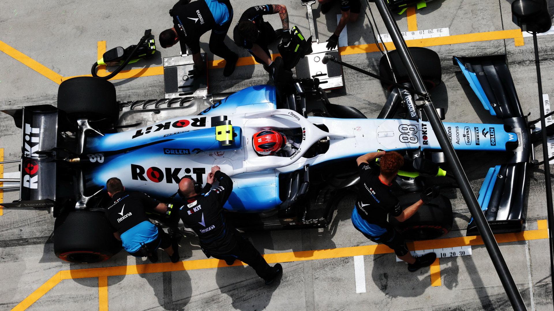 Williams byl v Kanadě v boxech opět nejrychlejší