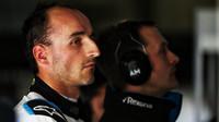 Robert Kubica v kvalifikaci v Číně