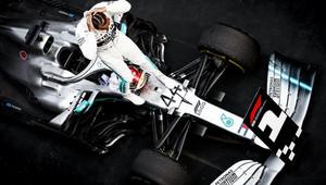 Lewis Hamilton po závodě v Číně