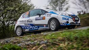 Rallysprintový šampionát zahájil nejlépe Adam Březík - anotační obrázek