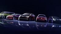Připravovaná rodina elektromobilů Volkswagen I.D.