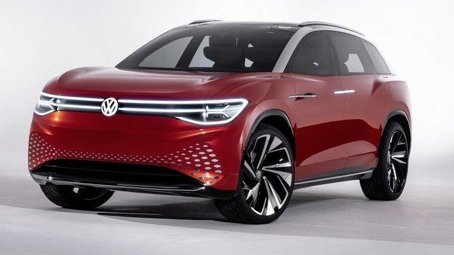 Volkswagen I.D. Roomzz