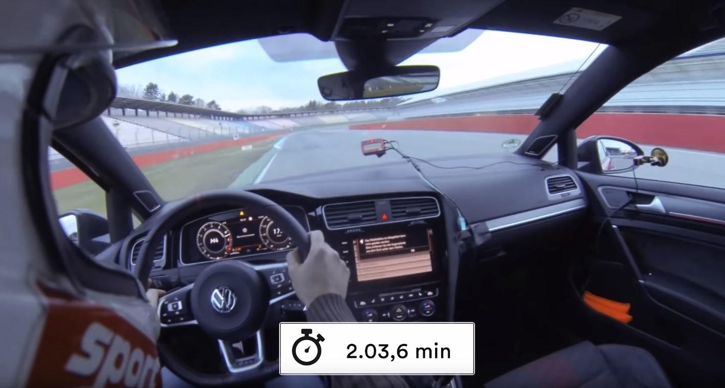 Souboj VW Golf GTI TCR a Hyundai i30 N Performance skončil neuvěřitelně těsným rozdílem