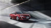 Peugeot představil v Šanghaji plug-in hybridní model 508L PHEV