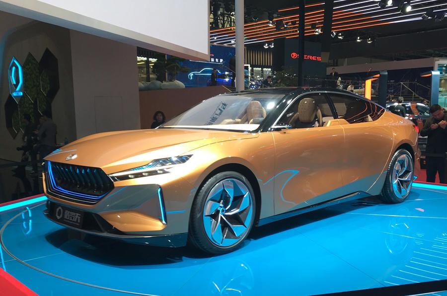 Atraktivní vodíkové vozy Grove nabídnou skvělý design i dojezd, nedají se ale levně - anotační obrázek