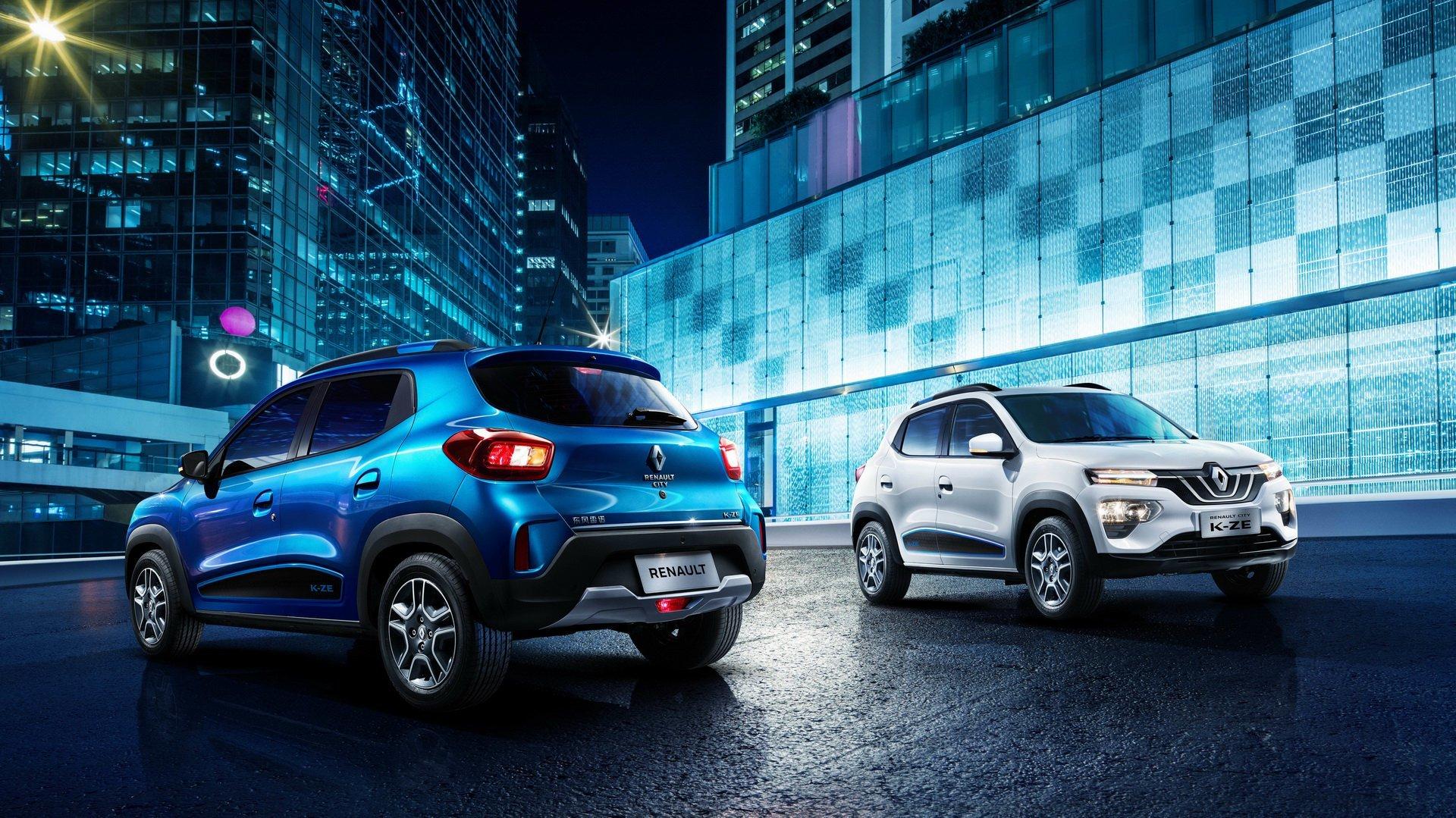 Renault nabídne dostupné elektrické SUV, základ má v nejlevnějším modelu značky - anotační obrázek