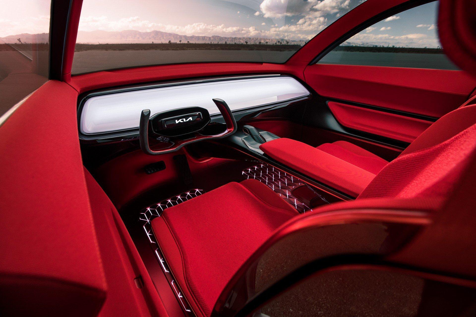Budoucnost SUV od KIA? HabaNiro je minimalistický elektrický koncept - anotační obrázek