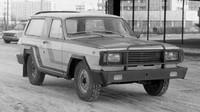 Ruský Jeep Cherokee? Oleko vzniklo doma v garáži, jezdí dodnes - anotační foto