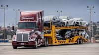 Toyota a Kenworth představují další krok k budoucnosti vodíkového pohonu automobilů a tahačů