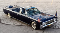 Lincoln Continental X-100: Osudový vůz prezidenta Kennedyho se objevil na eBay - anotační obrázek