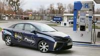 Vodíková auta mají ve světě podporu. A situace u nás? - anotační foto