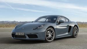 Masivní elektrifikace v Porsche: Příští generace Boxster a Cayman nabídne elektromobily i hybridy - anotační obrázek