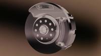 Zařízení společnosti Mann+Hummel určené k zachytávání brzdového prachu u osobních vozidel