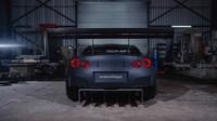 Závodní speciál Nissan GT-R týmu Franco Scribante Racing