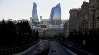 Trénink v Ázerbájdžánu