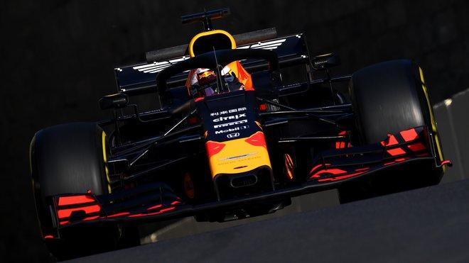 Max Verstappen se mezi nejlepších deset pilotů dnes neprobojoval, vše zmařila Magnussenova nehoda