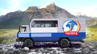 Tatra opět míří na cestu kolem světa, čeští cestovatelé navazují na legendární expedici - anotační foto