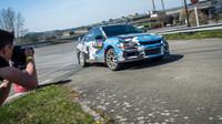 Traiva RallyCup Kopřivnice - duben