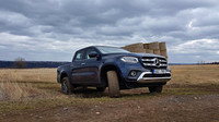 Mercedes-Benz X 250 d 4MATIC