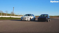 Top Gear srovnal Teslu Model 3 Performance a BMW M3
