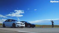 Top Gear srovnal Teslu Model 3 Performance a BMW M3