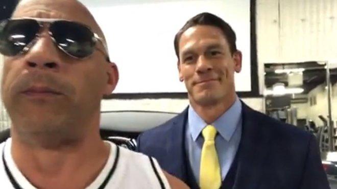 Vin Diesel představil novou tvář devátého pokračování Rychle a Zběsile
