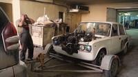 Ladzilla je šíleným křížencem Lady a 7.0 litrového motoru ZIL