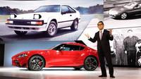 Akio Toyoda, vnuk zakladatele Toyoty a její současný prezident, má lásku kautům vkrvi a stále ještě pravidelně závodí.