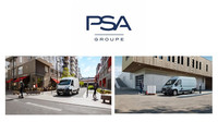 Skupina PSA představuje na autosalonu užitkových vozů v Birminghamu elektrické vozy Peugeot Boxer Electric a Citroën Jumper Electric.