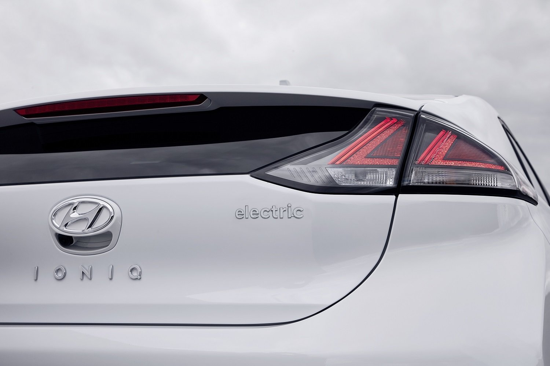 Nový Hyundai Ioniq Electric