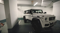 """Jon Olsson dokončil projekt svého brutálního Mercedesu G500 4x4² """"Lord Hans"""""""