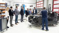 Rimac uzavřel partnerství se značkami Hyundai a Kia a získal investici 80 milionů Euro