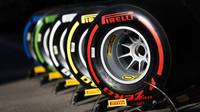 Pneumatiky Pirelli v rámci sezónních testů v Barceloně